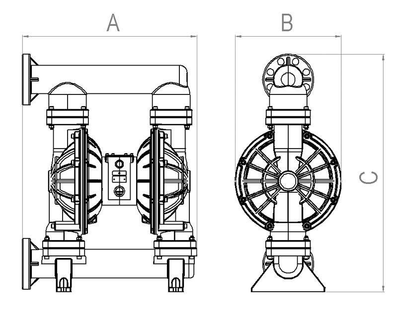 Dimensions Jp 810 1050